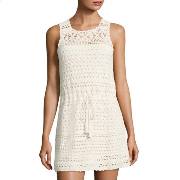 Joie Dresses & Skirts - Joie Porcelain Knit Sleeveless Dress BRAND NEW!